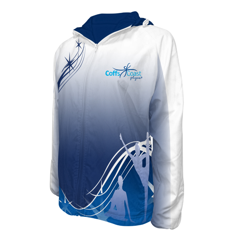 Custom Dancewear Team Jackets with Hood 023