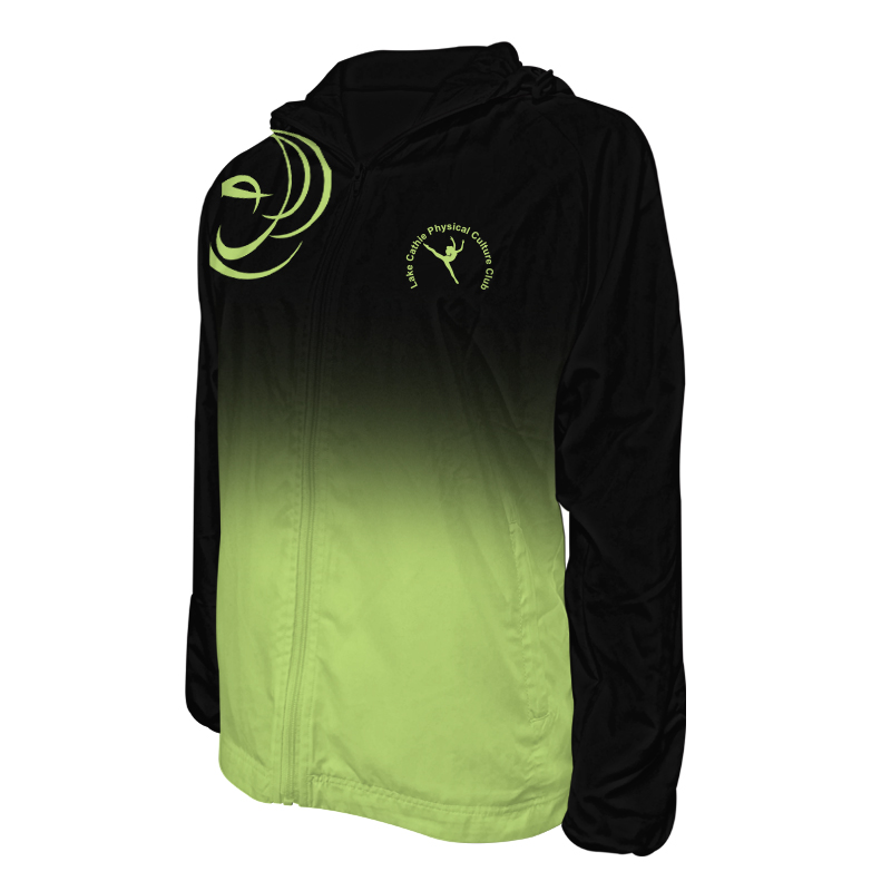 Custom Dancewear Team Jackets with Hood 027
