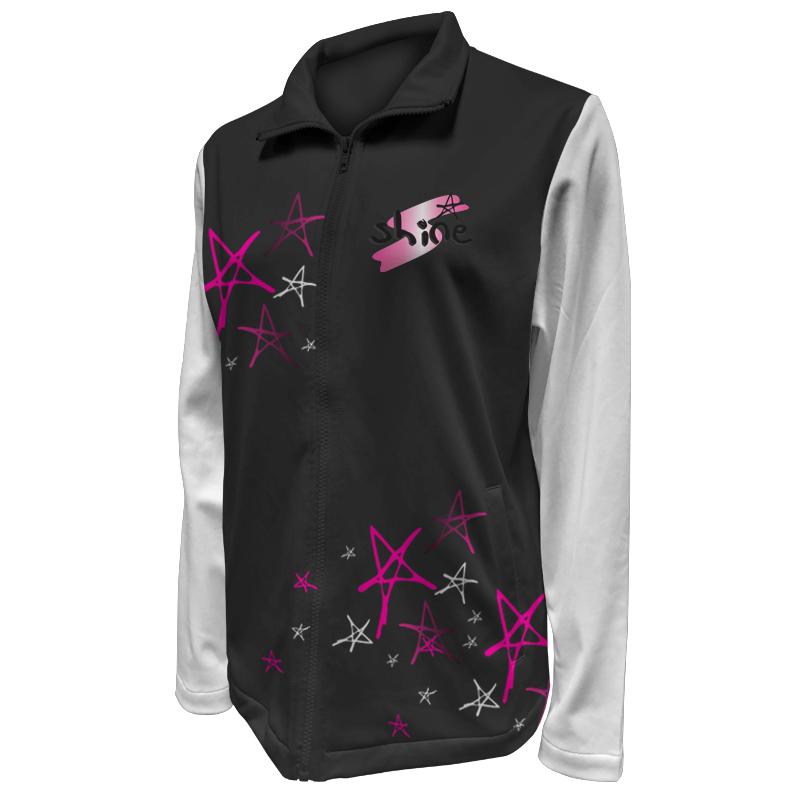 Custom Dancewear Warm Up Jacket 005
