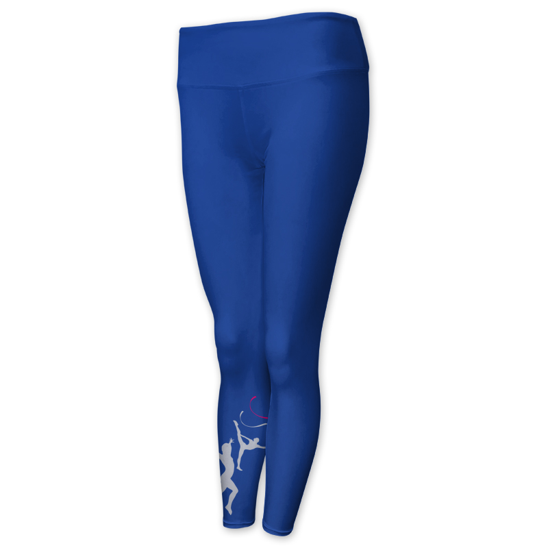 Dancewear Full Length Comfort Waist Tights 022