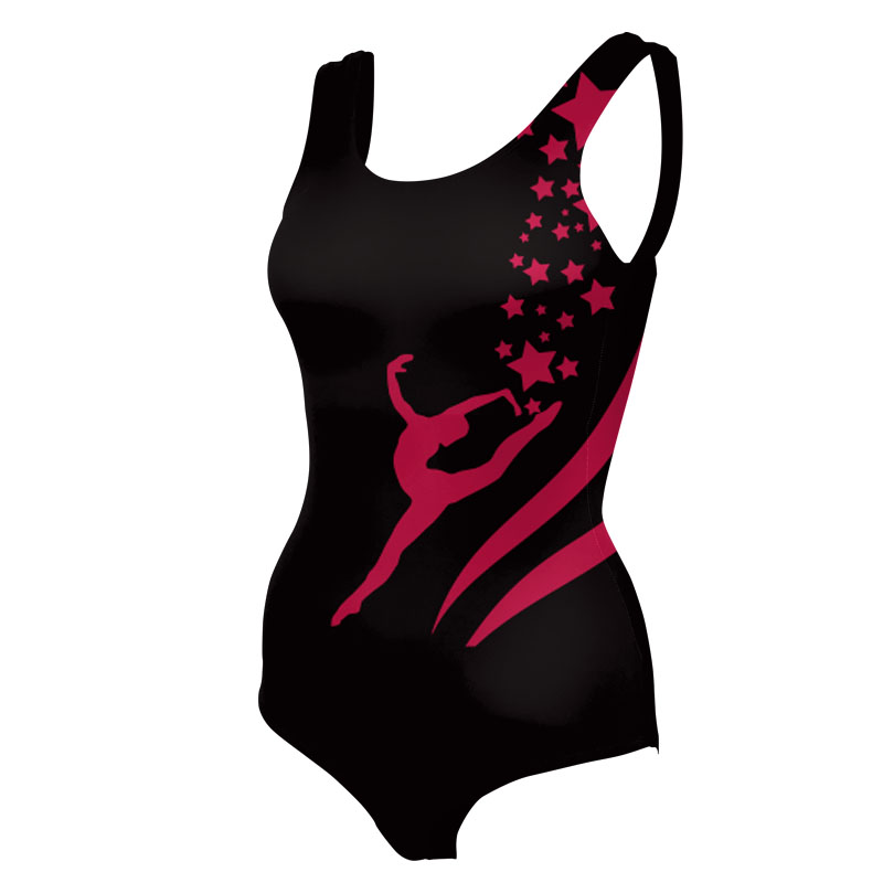 Gymnastics Training Leotard 010