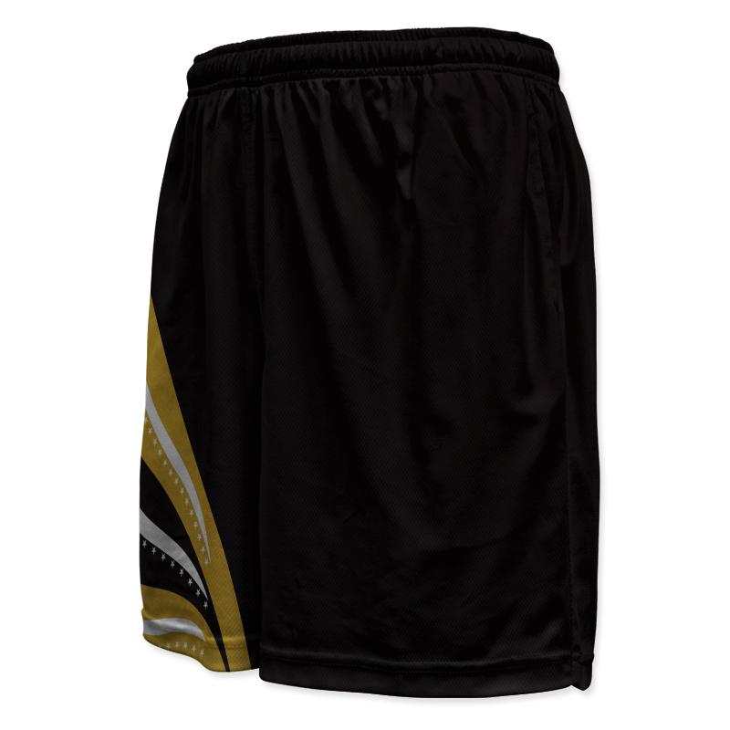 Unisex Gymnastics Leisure Shorts 001
