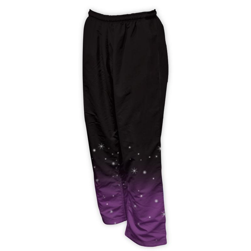 Unisex Gymnastics Microfibre Track Pants 013