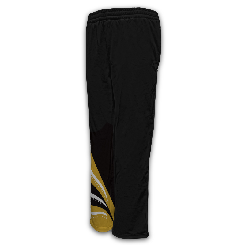 Ladies Gymnastics Activewear Track Pants Design 001