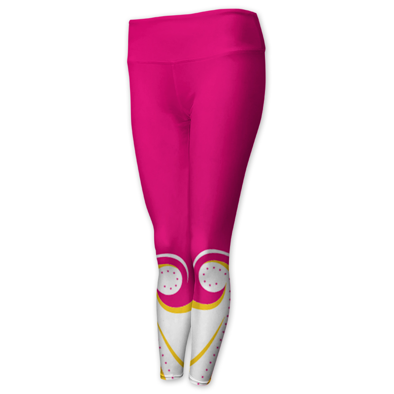 Gymnastics Full Length Comfort Waist Tights 012