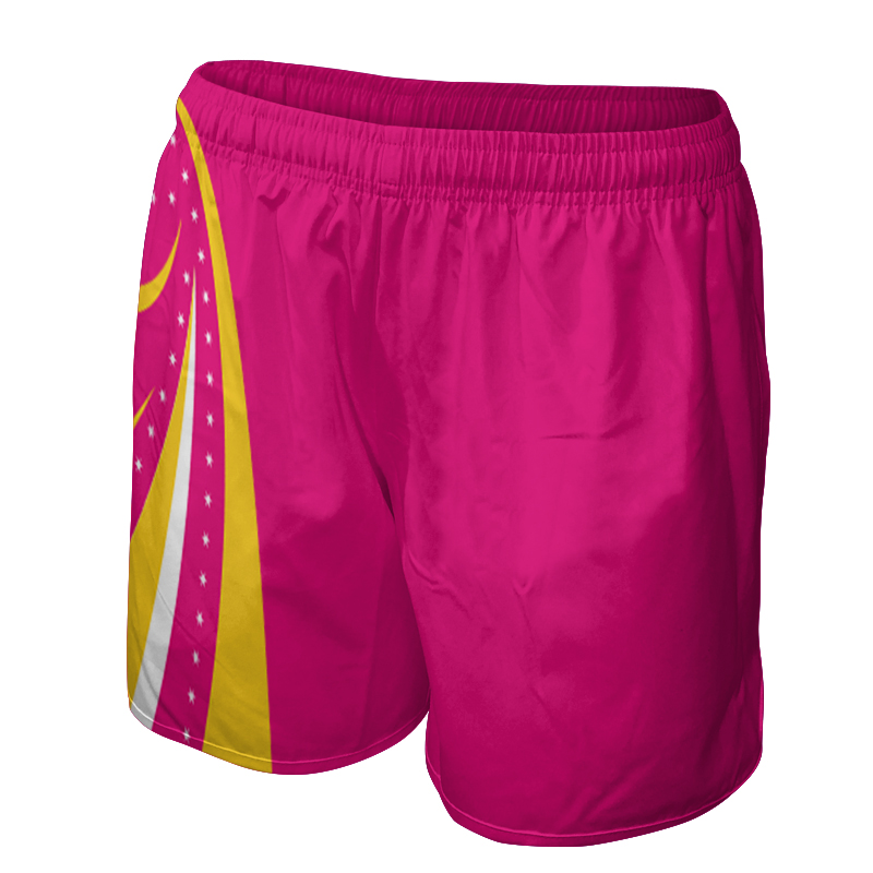 Ladies Gymnastics Training Shorts 012