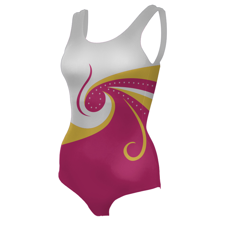 Gymnastics Training Leotard 012