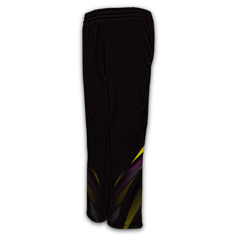 Ladies Gymnastics Activewear Track Pants Design 005