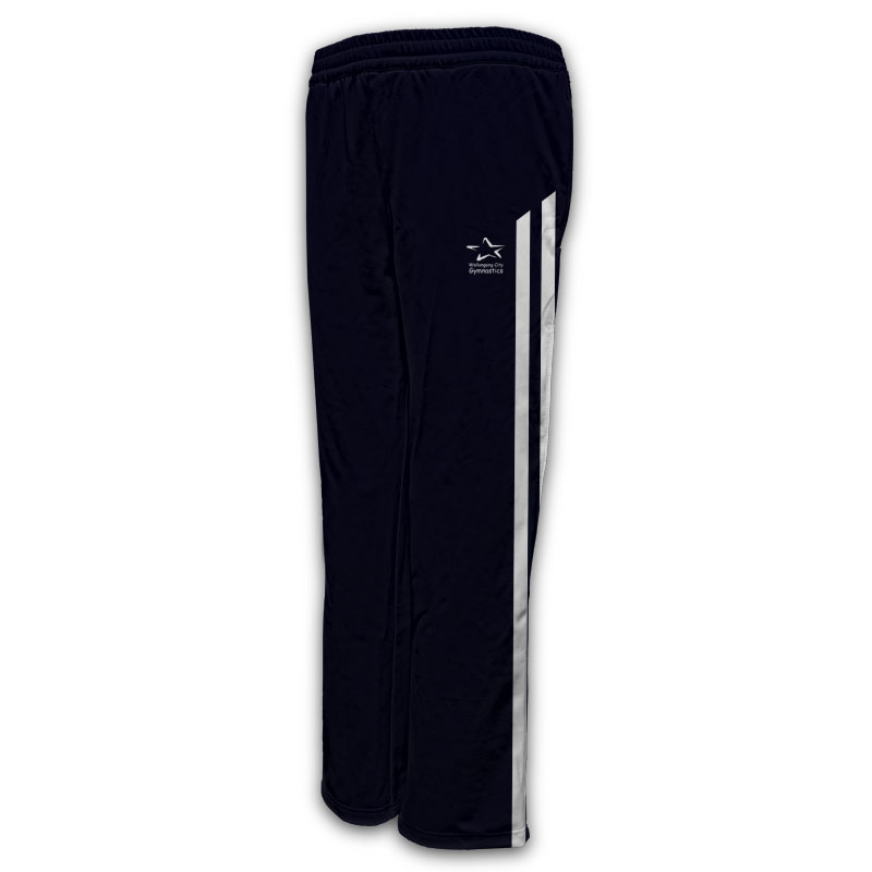 Ladies Gymnastics Activewear Track Pants Design 011