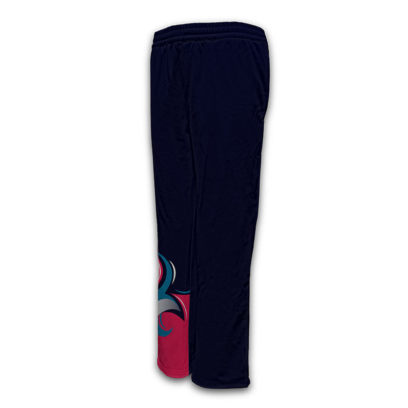 Ladies Gymnastics Activewear Track Pants Design 016