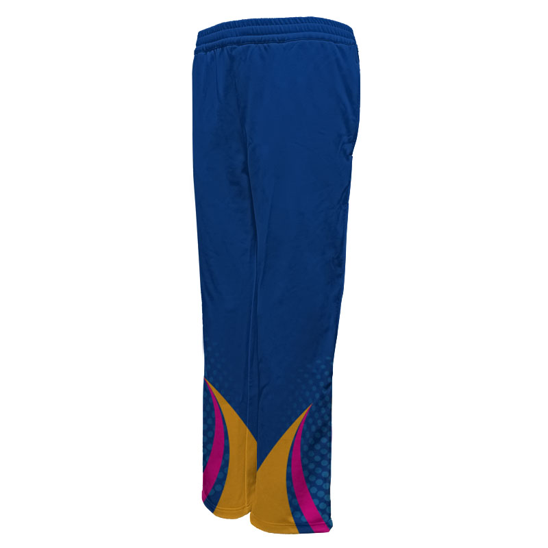 Ladies Gymnastics Activewear Track Pants 018