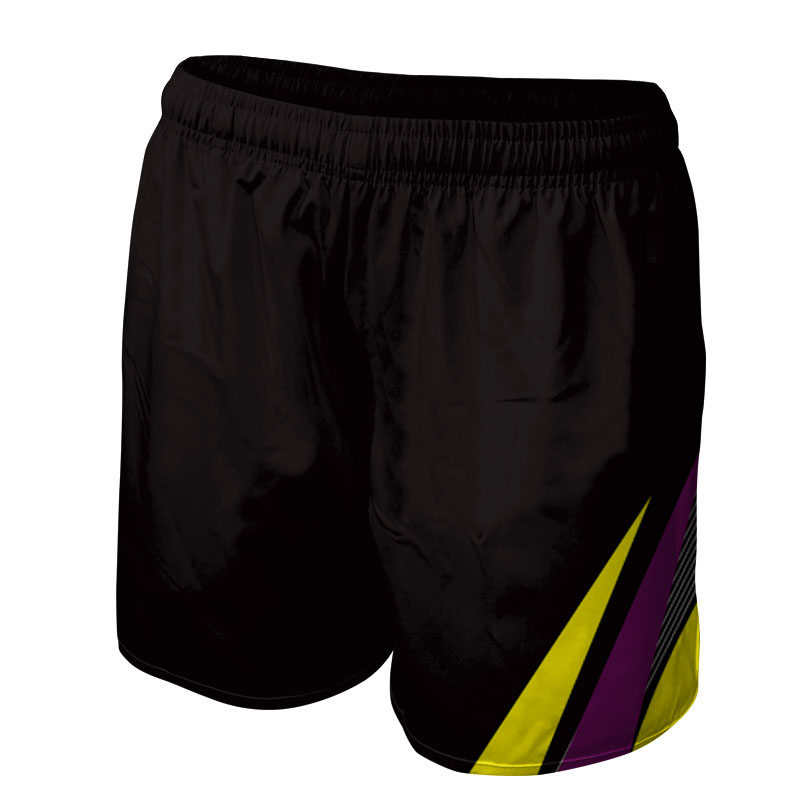 Ladies Gymnastics Training Shorts 005