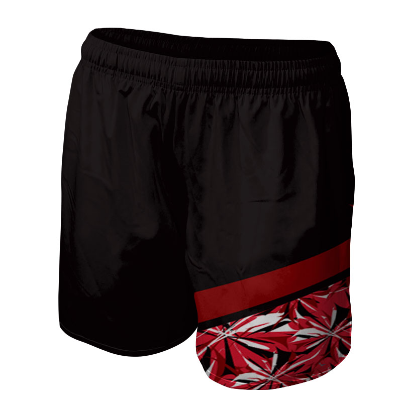 Ladies Gymnastics Training Shorts 008