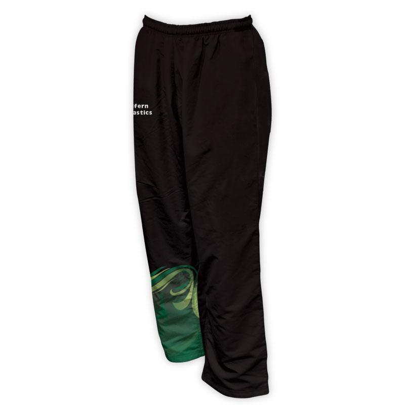 Unisex Gymnastics Microfibre Track Pants 009