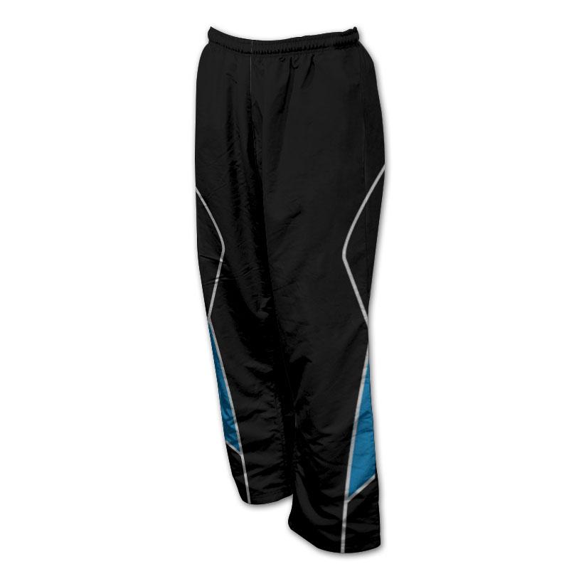Unisex Gymnastics Microfibre Track Pants 017