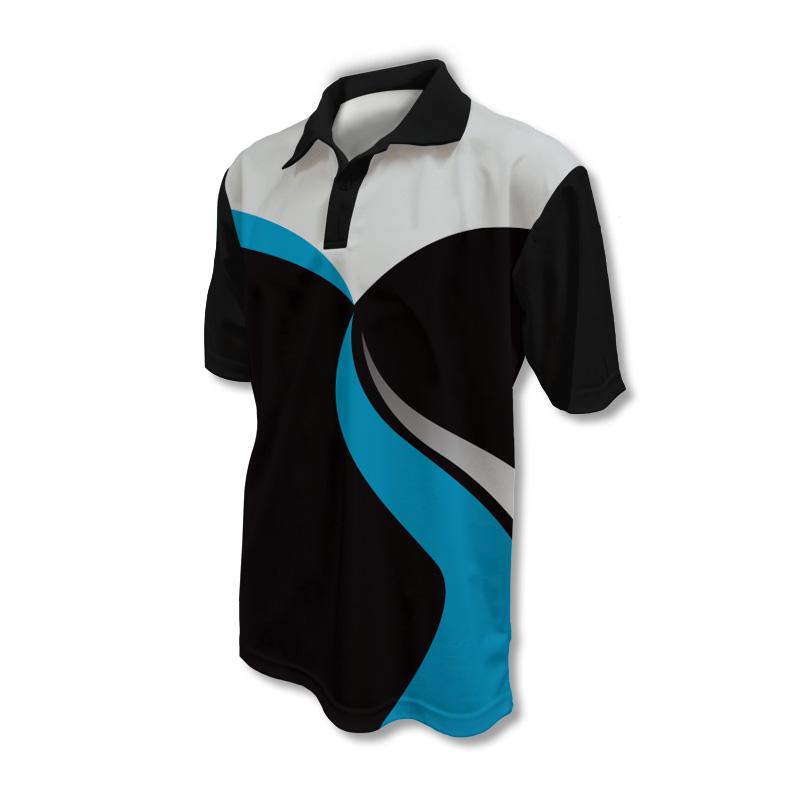 Unisex Gymnastics Polo 015