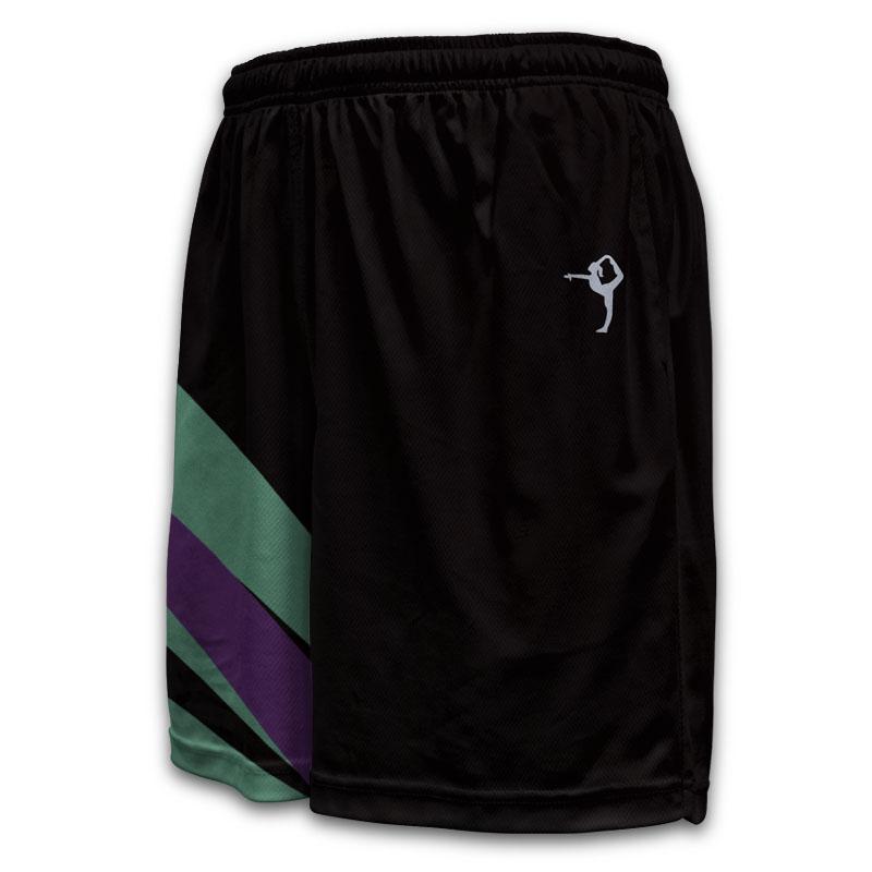 Unisex Gymnastics Leisure Shorts 006
