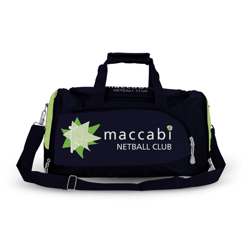 Training Sports Bag Maccabi Netball Club