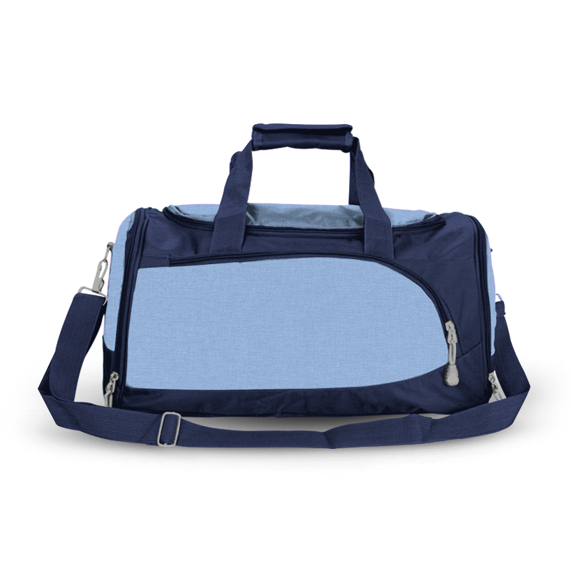 Training Sports Bag - Blue & Light Blue