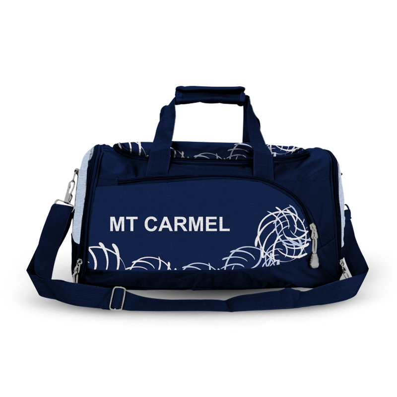 Training Sports Bag_Mt Carmel Netball Club