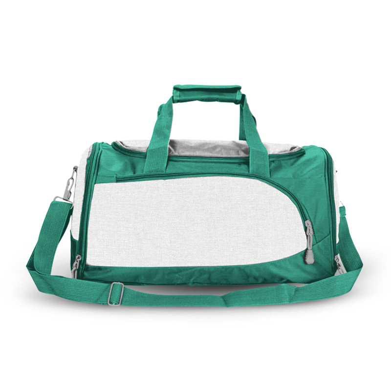 Training Sports Bag - Teal & White