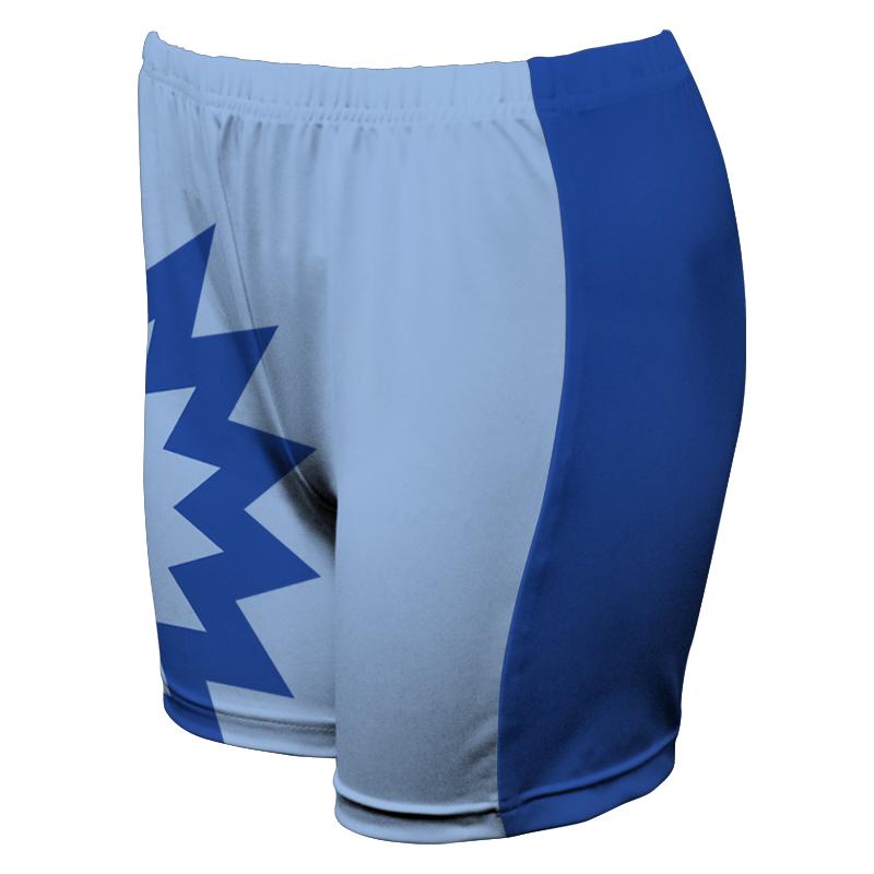 Ladies Custom Netball Boy Leg Tights 012