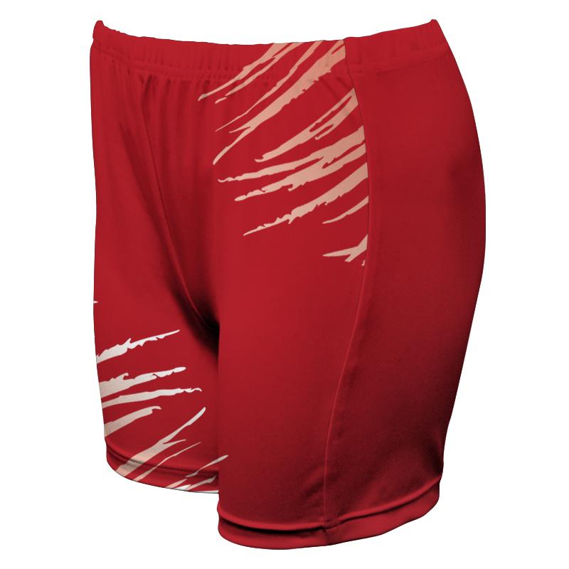 Ladies Custom Netball Boy Leg Tights 019