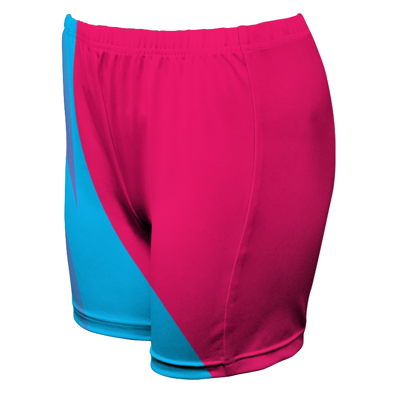Ladies Custom Netball Boy Leg Tights 022