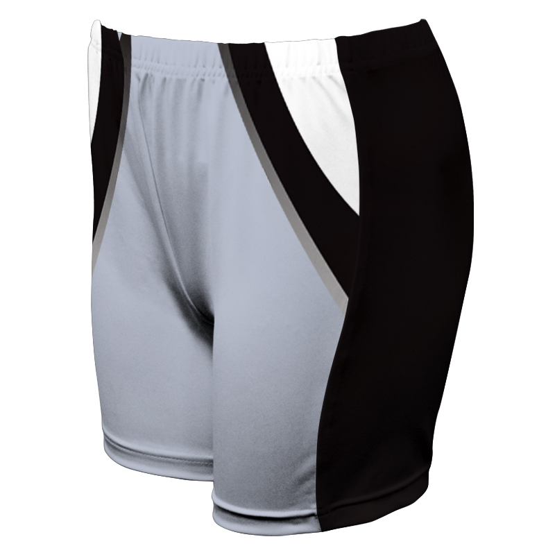 Ladies Custom Netball Boy Leg Tights 023