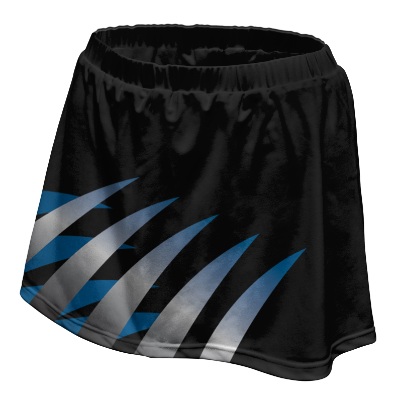 Ladies Custom Netball Skirt 013