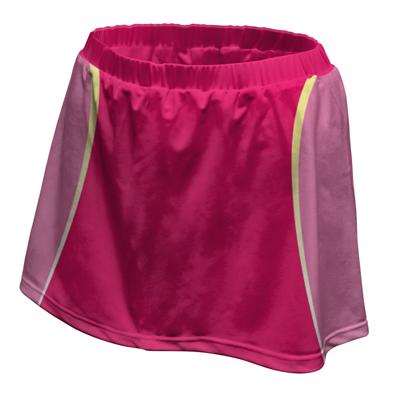 Ladies Custom Netball Skirt 021