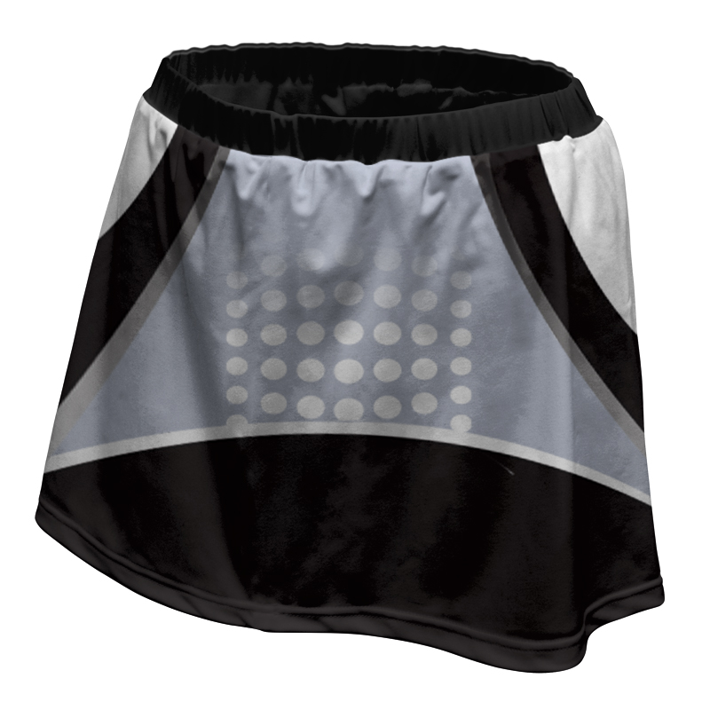 Ladies Custom Netball Skirt 023