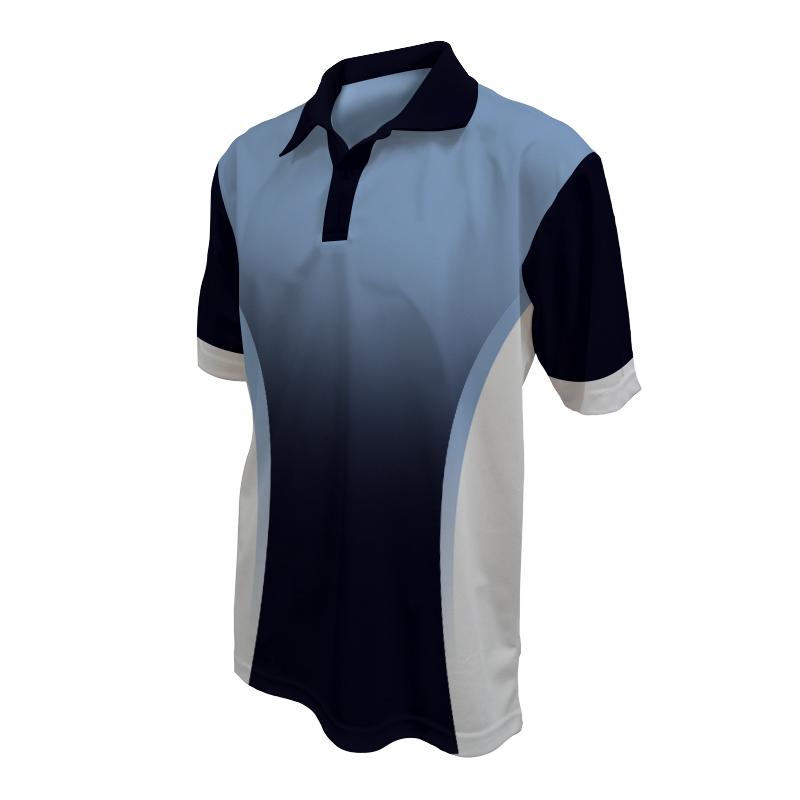 Unisex Custom Athletics Polo 014