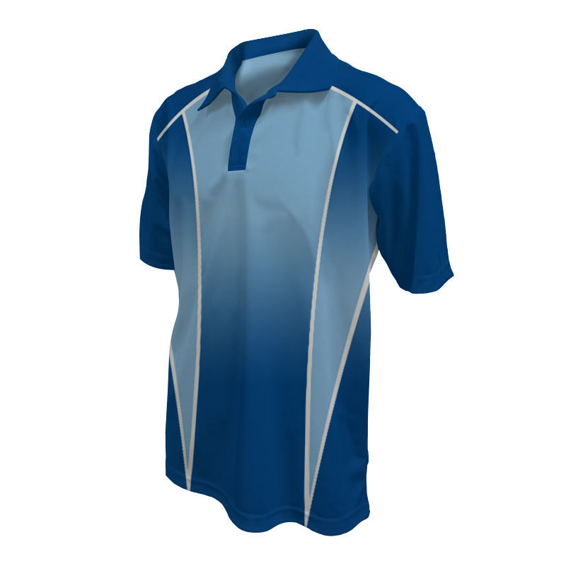 Unisex Custom Athletics Polo 006