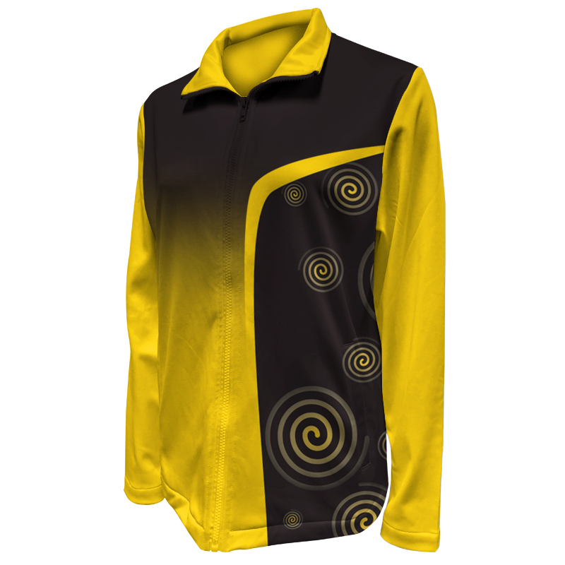 Custom Ladies Netball Warm Up Jacket 024