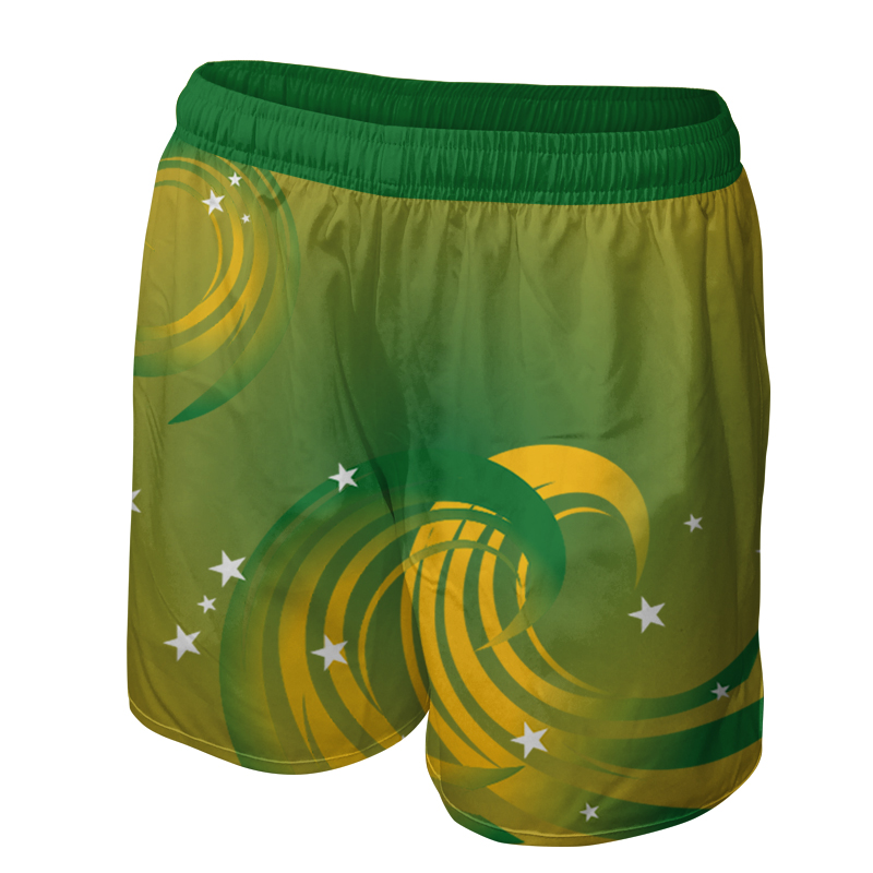 Ladies Custom Netball Training Shorts 002