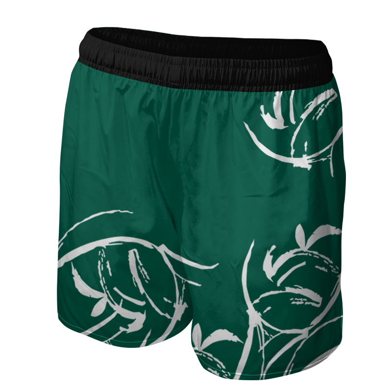 Ladies Custom Netball Training Shorts 005