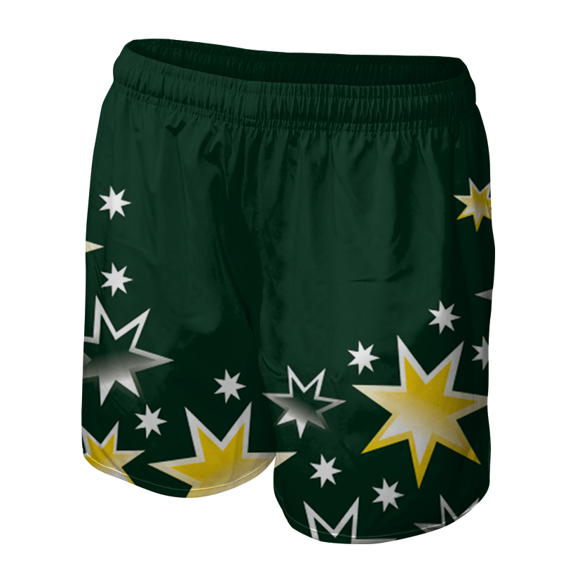 Ladies Custom Netball Training Shorts 007