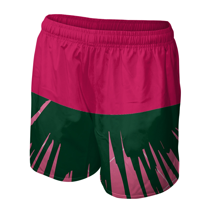 Ladies Custom Netball Training Shorts 008