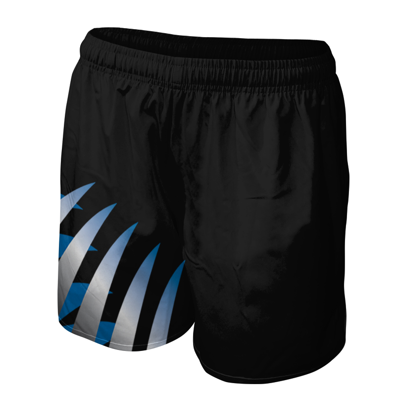 Ladies Custom Netball Training Shorts 013