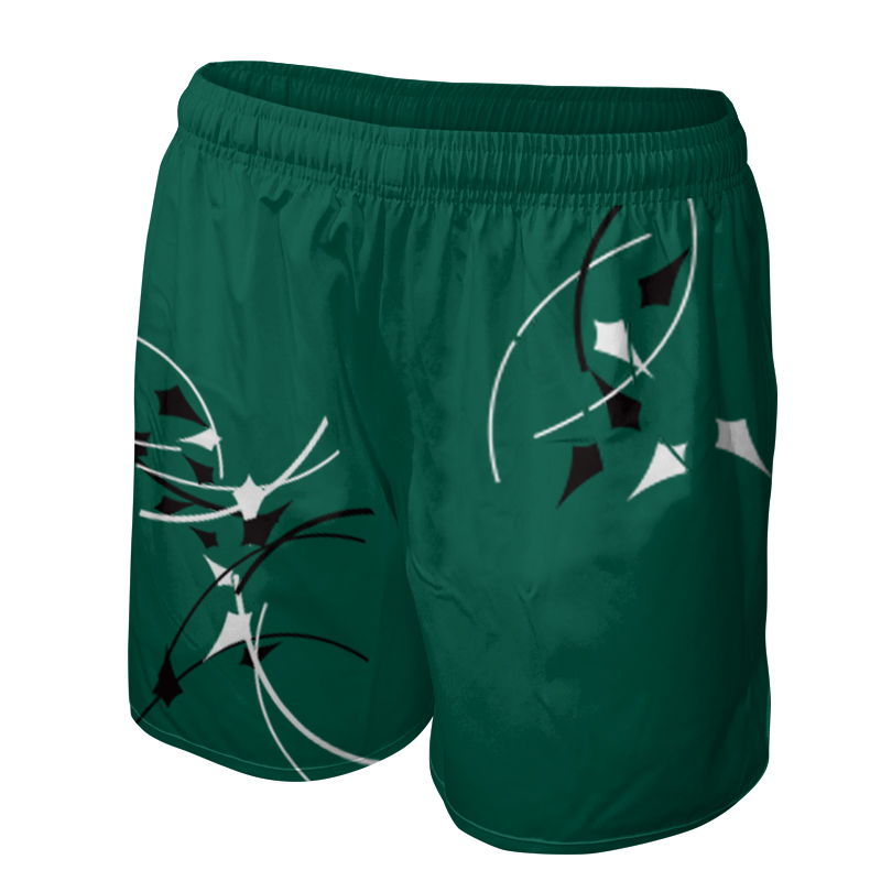 Ladies Custom Netball Training Shorts 014