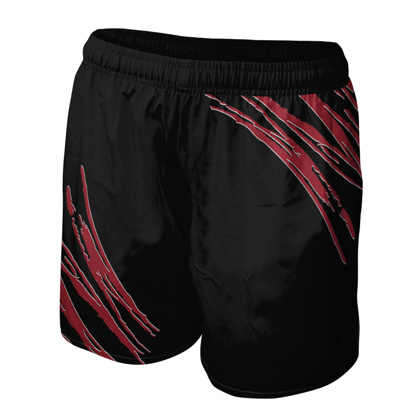 Ladies Custom Netball Training Shorts 015
