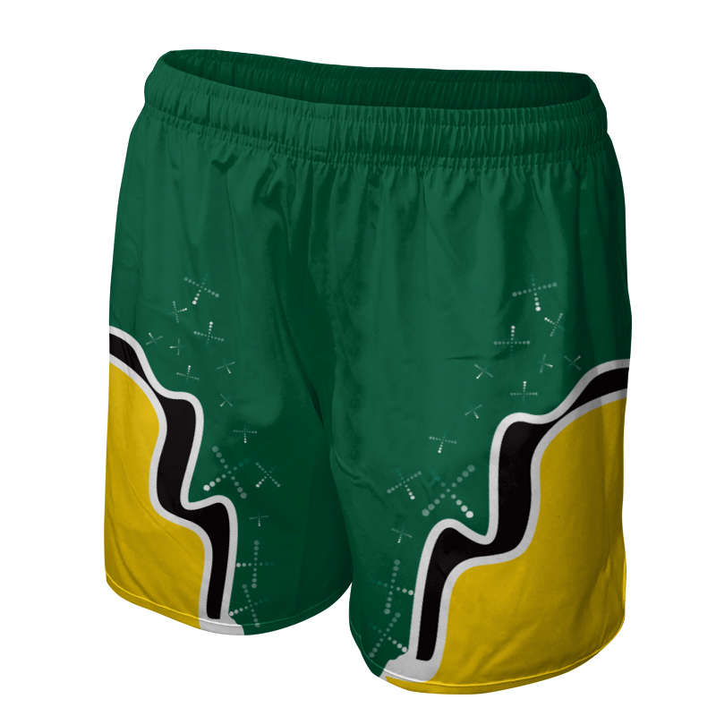 Ladies Custom Netball Training Shorts 017