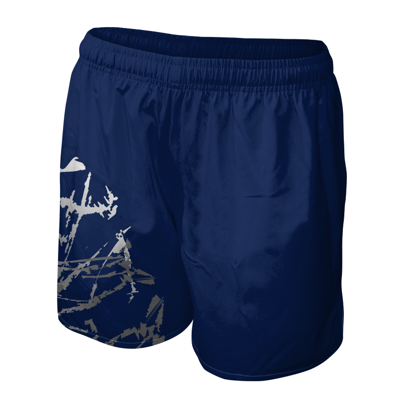 Ladies Custom Netball Training Shorts 018