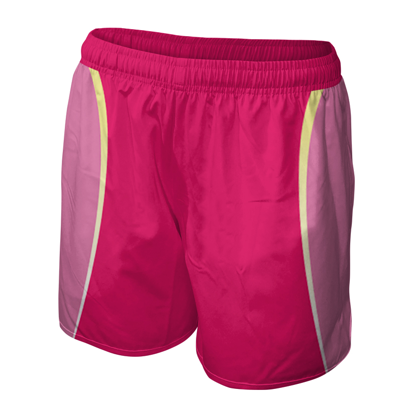 Ladies Custom Netball Training Shorts 021
