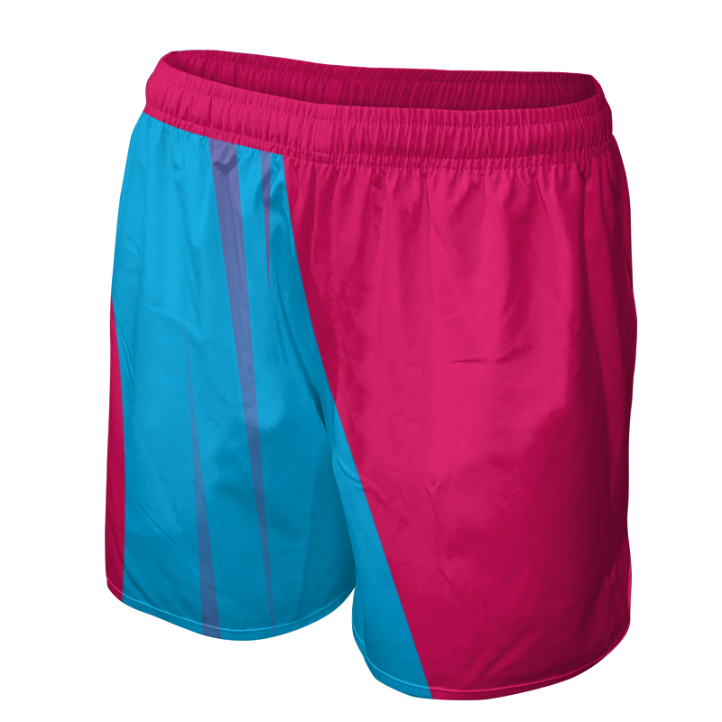 Ladies Custom Netball Training Shorts 022