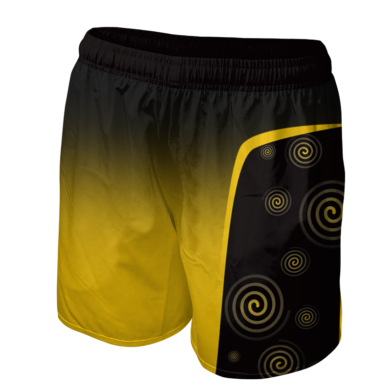 Ladies Custom Netball Training Shorts 024