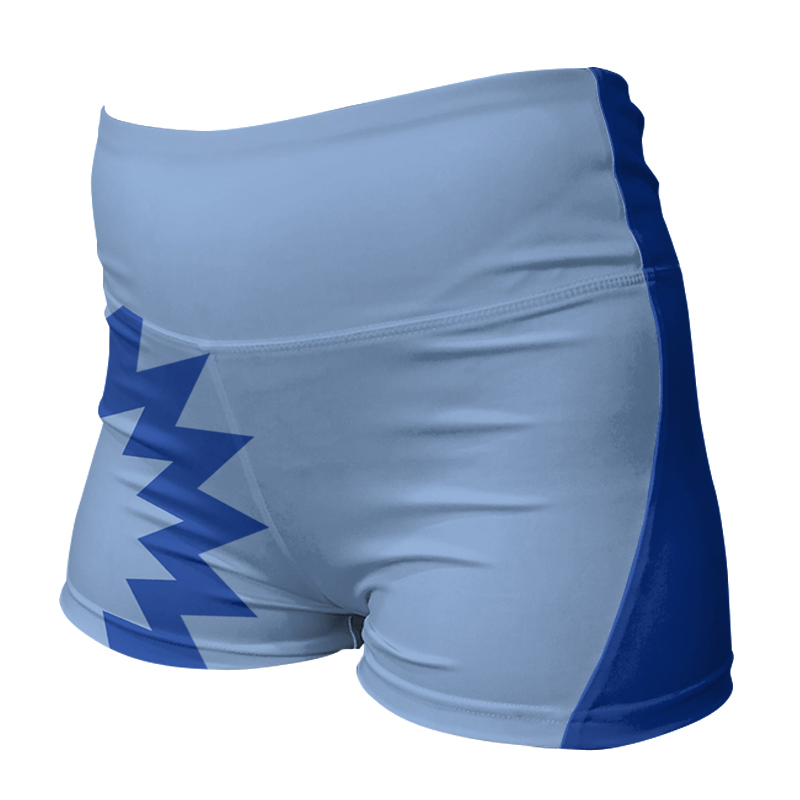 Ladies Custom Netball Comfort Waist Bummers 012