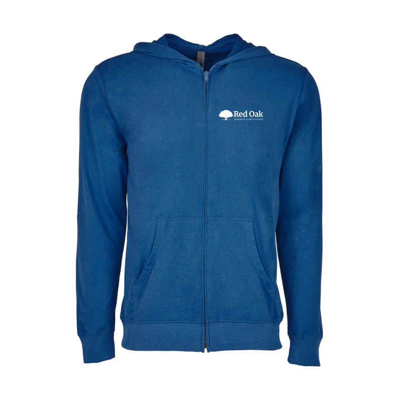 Unisex Next Level Apparel Hoodie - Cool Blue
