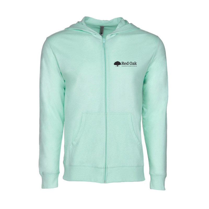 Unisex Next Level Apparel Hoodie - Mint